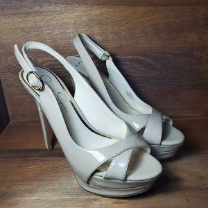 Jessica Simpson Willey Slingback Heel  7.5